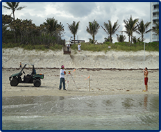 Annual Countywide & Post-Storm Physical Beach Monitoring Surveys